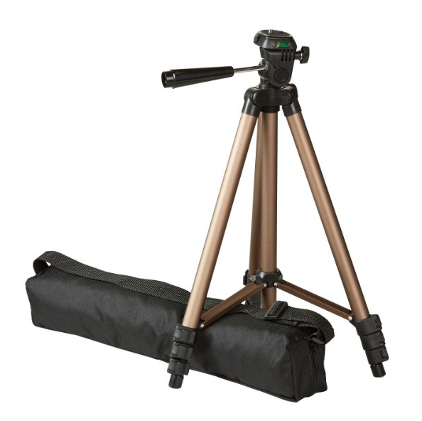 $12.96 - A tripod is a necessity for landscape photography and astrophotography. Often, a tripod is the only thing standing in the way of being able to take killer shots. This one is a steal at under $13.