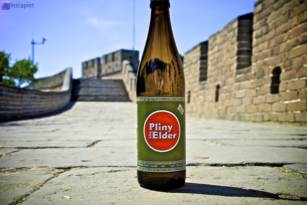 Pliny the Elder on The Great Wall of China