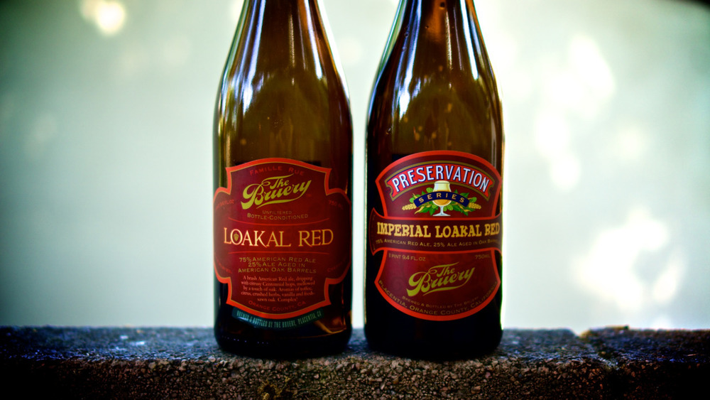 "Just hangin' with a couple of Orange County ""Loakals"" // The Bruery"