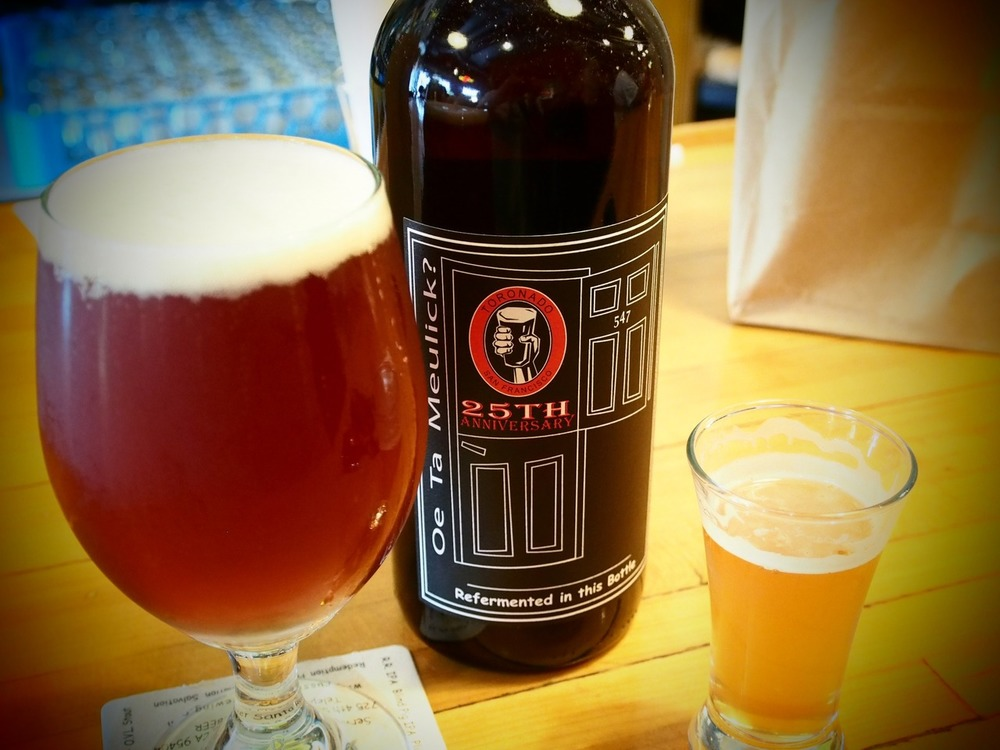 Toronado 25th Anniversary Ale by Russian River Brewing Co.