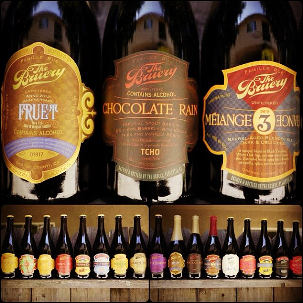 Epic Reserve Society haul from @BrueryProvisie // @TheBruery #RS2012 #craftbeer  (Taken with  Instagram )