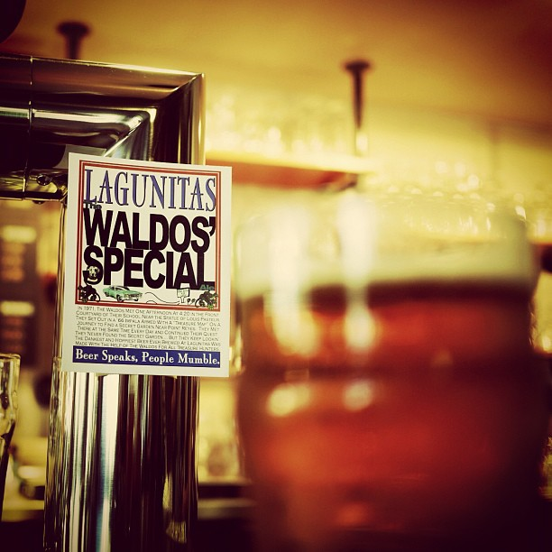 Another 4:20, another #lagunitas 'Waldos' Special' // @WholeFoods