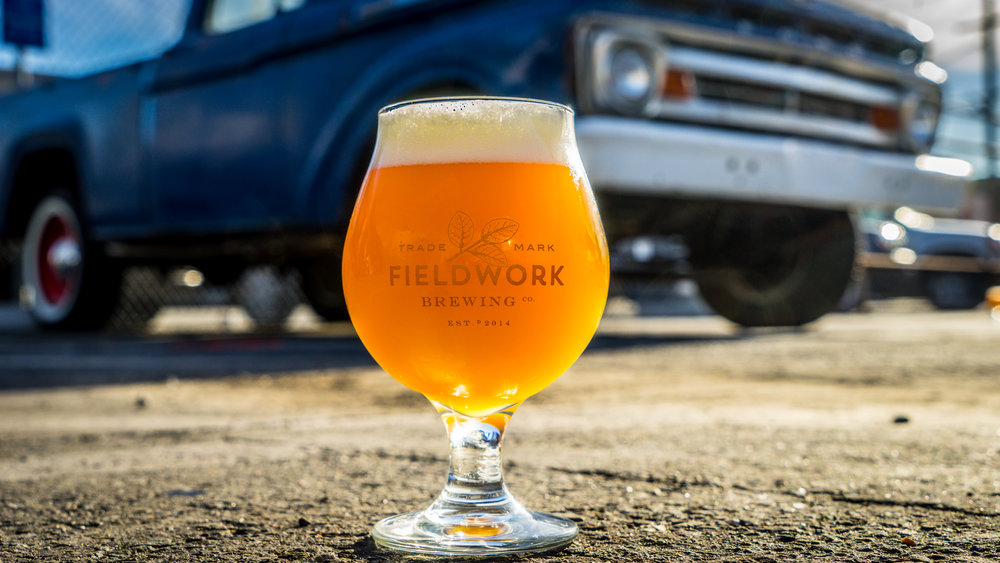Orchard Street, Northwest IPA by Fieldwork