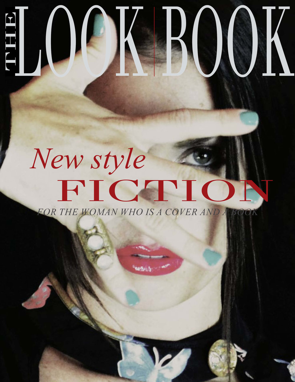 "A New Genre of EDITORIAL STYLE FICTION for the Woman who is a Cover and a Book CONCEPT: New style fiction combining the aesthetic and commercial properties of a fashion magazine with women's fiction. FORMAT: Looks like a magazine. Reads like a novel. CONTEXT: Tactically, a magazine and a novel are two separate entities, yet both rely on making an emotional connection. This commonality widens the publishing landscape when you consider the attributes of each medium in relation to each other. Splicing the two provides artistic and commercial advantages, most notably the creation of a new genre of digital media - one that humanizes fashion, creates an integrated brand marketing/commerce platform, presents literature in high style and achieves an intimate connection on a grand scale. Given the significance of social media in today's cultural construct, the LOOKBOOK provides a platform for women to understand image consciousness beyond a ""selfie,"" and a conversation longer than a snapped chat. STYLE: Chapter design features pictorial and visual treatments that communicate the mood and integrity of the writing, the brand, and item featured. Magazine style three column layout accommodates computer screens, e-readers, tablets and cell phones. Direct links to sponsors enable commerce and social media networking. VISION: With a cohesive focus on marketing and content development, creative and promotional initiatives will be closely linked throughout the development processes. This will require a singular vision - to take publishing into a radically new modern direction. THEME: The novel begins with a ""Fashion Statement"" professed by a thirty year old woman searching for something to wear. As she searches through her closet, she sees her life unfold piece by piece in a story of tangible memories. This reflection on herself-maintained image, at the crux of her identity crisis, becomes a fashion awakening as she realize that invention is a necessity. We are all linked by the common thread of change. Fashion then becomes a truth revealing more than outward presentation. Her closet becomes a memoir and the basis for a full color, high style fictional series that defines what it means to ""get changed."" CONTENT: Chapters are written from two perspectives, with the objectivity of third person narrative and the intimacy of the first person voice. This is accomplished through font treatments and enables interactive theatrical readings. The story takes you through the protagonist's professional and romantic conquests, her bright ideas and illusions, perceived successes, good intentions and the particulars of a carefully planned wardrobe. Then there is the work itself, the words of a brave woman who is not afraid to rediscover her dreams through disappointments, her triumphs through heartache and her identity through her ideals. In an emotional, lyrical style she presents herself as if looking into a mirror held in your hands. She speaks directly to the reader as a character represented in pictures and as a woman with style, emotions, thoughts and a heart worn on her sleeve. PUBLISHING: The synergy between the content, commercial application, visual and interactive features of this book lends to its strength. This is a modern novel intended for digital editorial style. Each chapter presents an article of clothing or accessory as an authentic piece of history in the heroine's life, and with it marketing opportunity that goes beyond product placement or brand endorsement. Fashion is the central theme of the story, its style and subsequently, its strategy. Presented and marketed as a photographic fictional series, the LOOKBOOK offers a dimensional literary experience that proves fashion is not frivolity, a magazine is not mere gloss, and reading is not out of style."