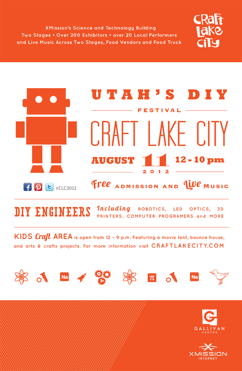 Craft Lake City  is this weekend.