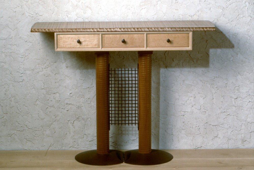 3 Drawer 2 Post Table.jpg