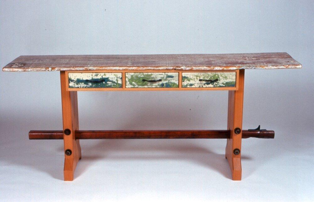 3 drawer tressle table.jpg