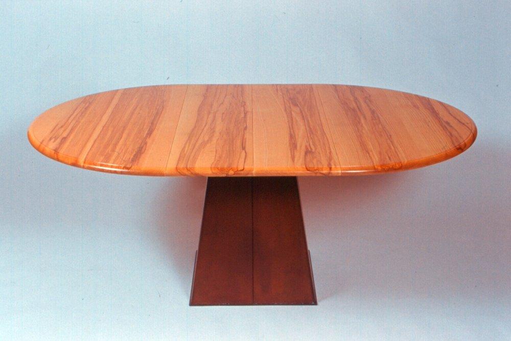 Steel Base Table w: leaf.jpg