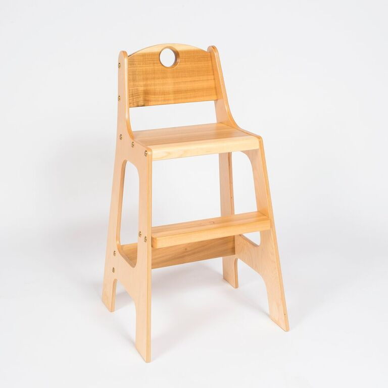 "Youth Chair - $175.00   16"" x 16"" Footprint, Seat Height: 21"", Over-All Height: 29"""