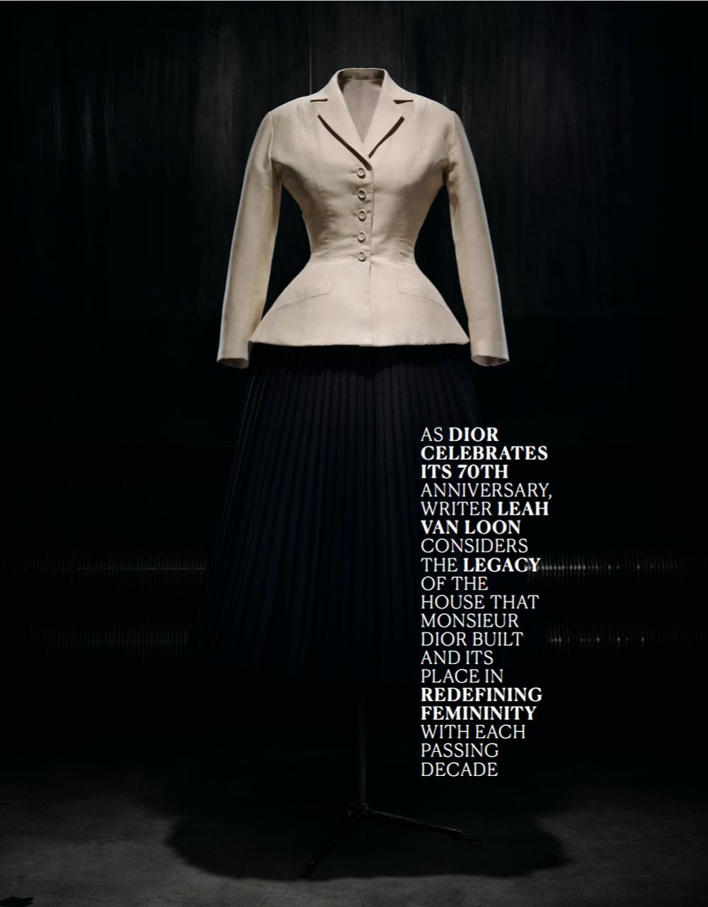 Leah Van Loon Dior S Magazine