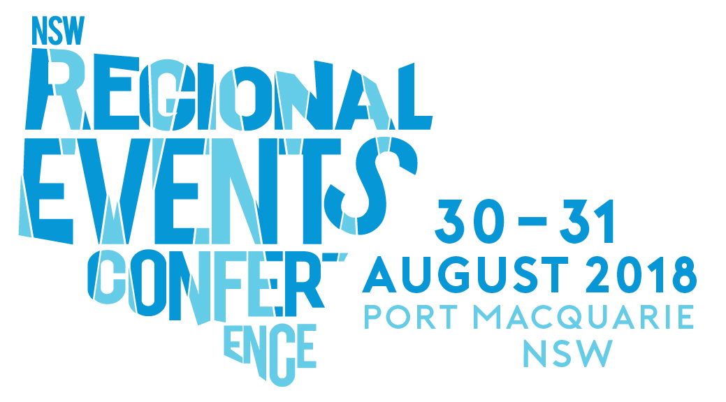 NSW Regional Events Conference – 30-31 August 2018 – Port Macquarie