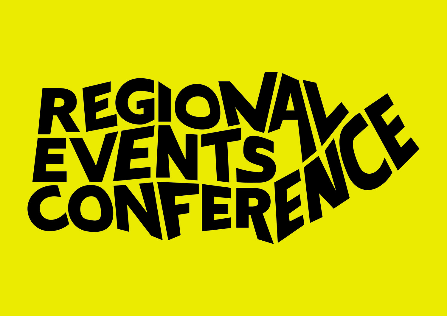 Regional Events Conference | The only regional event for regional event people