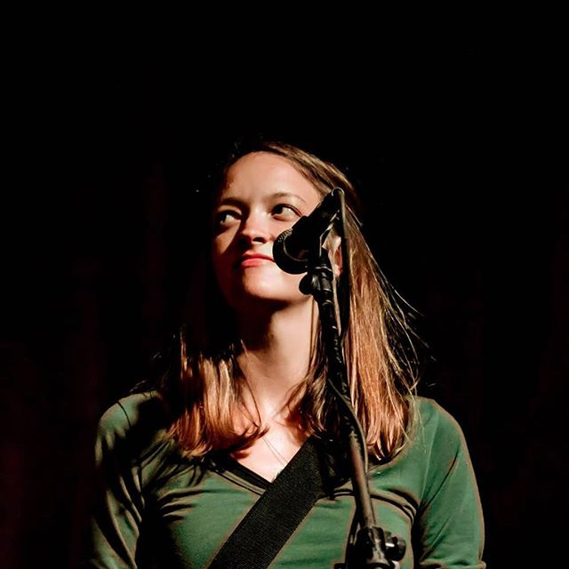 Kate has some new tricks up her sleeve for the show tonight! Can't wait for y'all to see it! 7:00 at Axelrad.