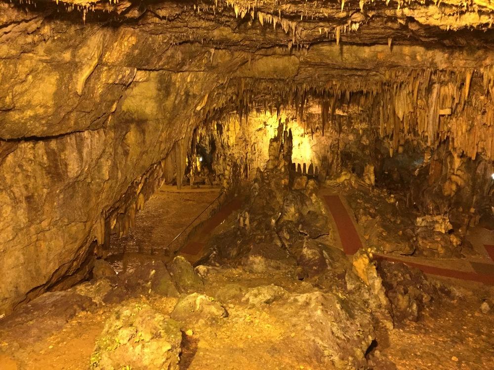 Drogarati Cave on Kefalonia Island