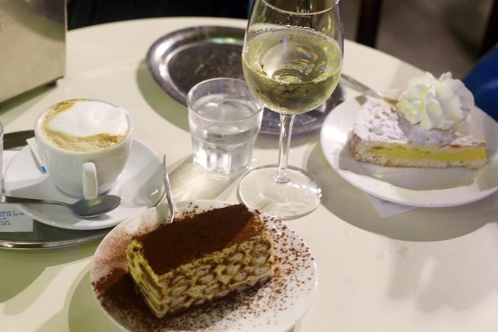 Dessert from Zanoni & Zanoni in Vienna