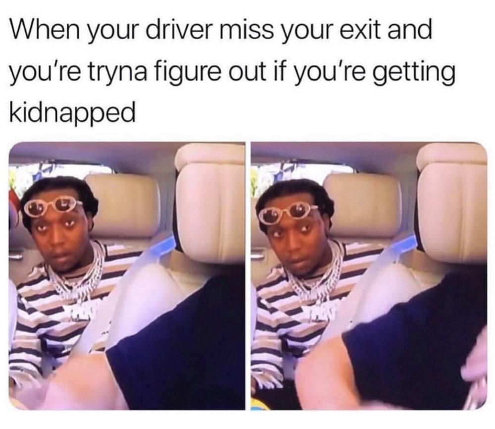 Missed Exit