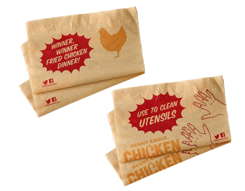 Fried Chicken Truck Justin Guerino