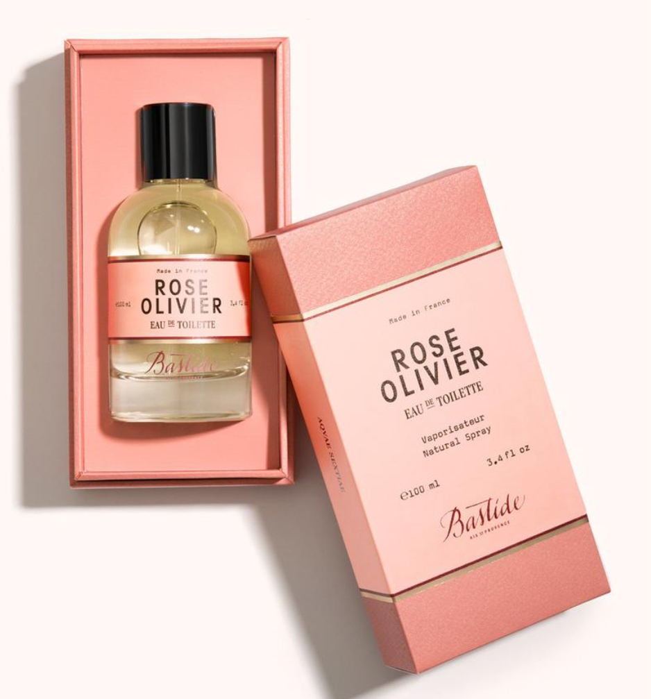 Fragrance Rose Olivier
