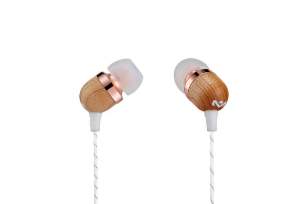 the Smile Jamaica in-ear headphones