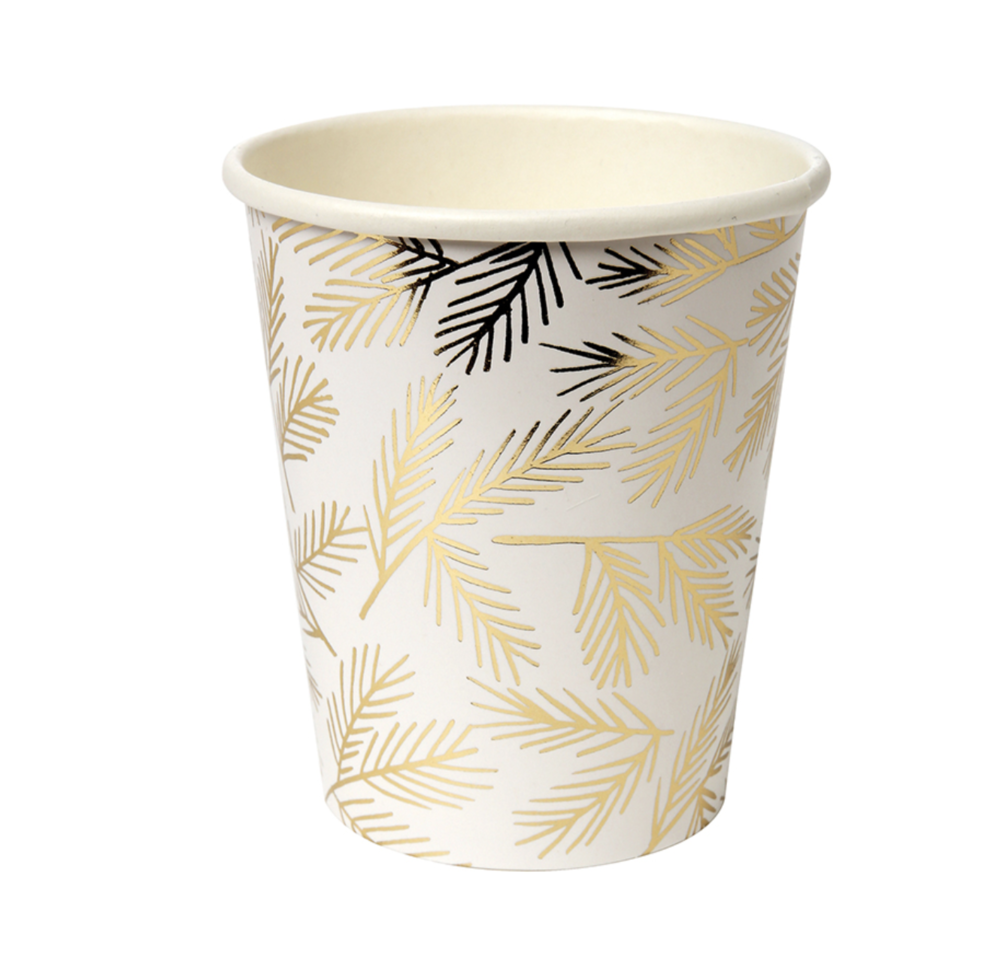 christmas party cups