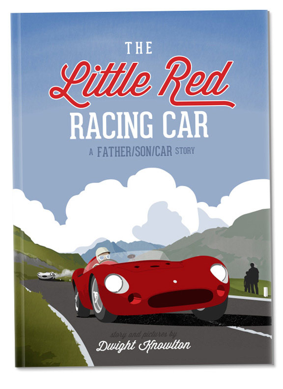 little-red-racingcar