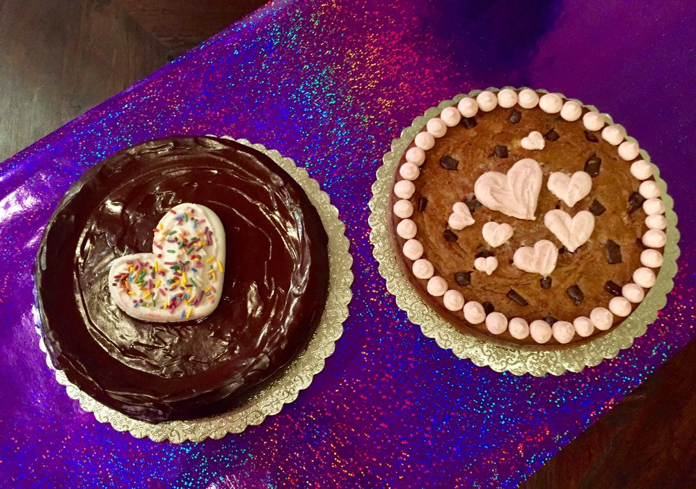 Beanie Cookie Cakes