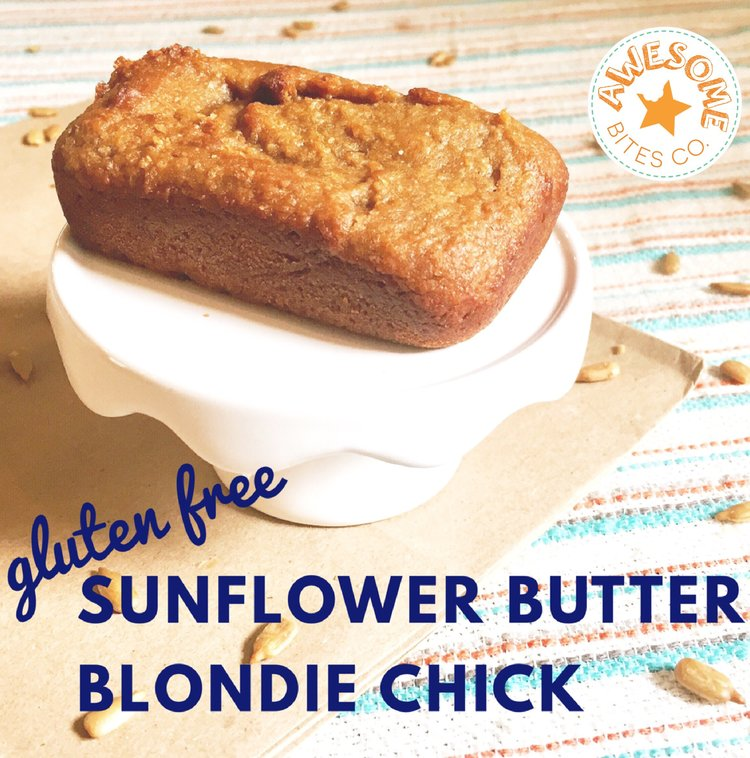Sunflower Butter Blondie Chick