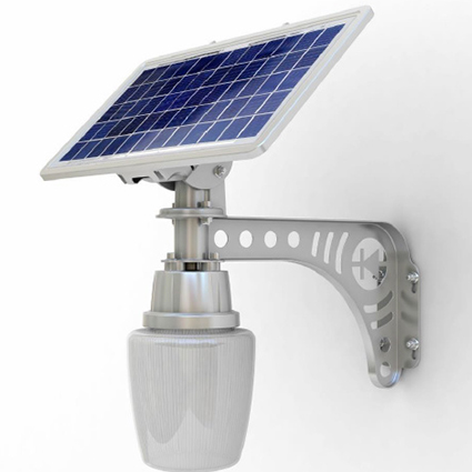 Outdoor Solar Lamp - Click for More Info