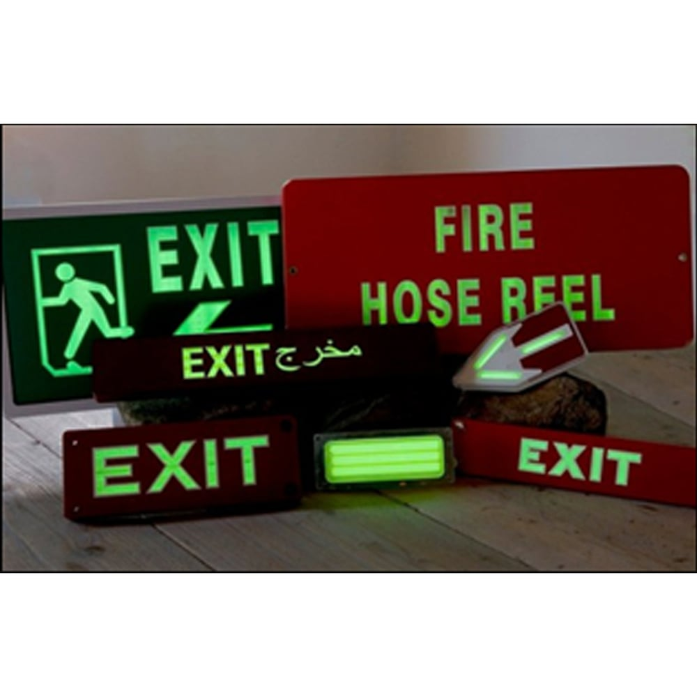 Emergency Lighting - Click to Learn More