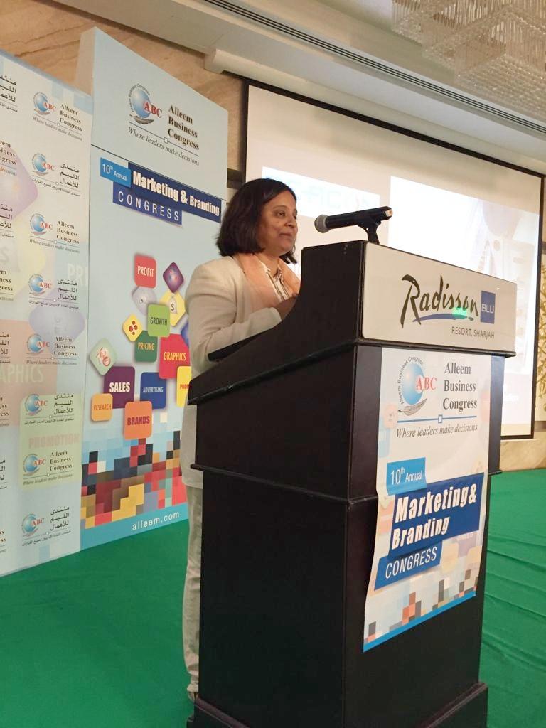 Beacon Founder Sandhya Prakash