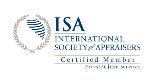 International Society of Appraisers Private Client Services Program
