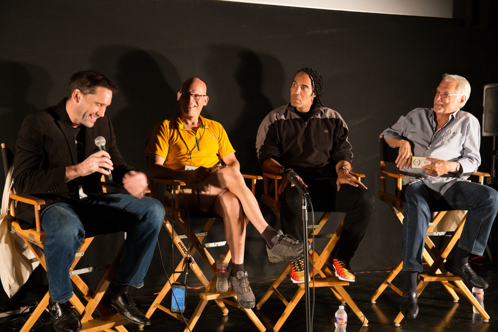 The Evolution of the Action Hero Panel