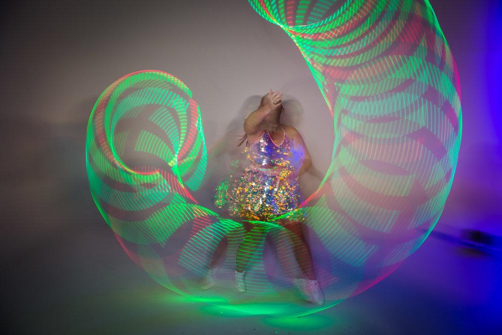 dancer Samantha Carroll