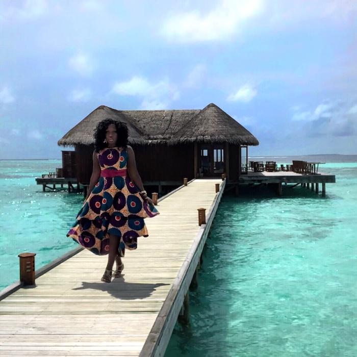 Queen Adwoa'a Closet ankara Circle dress 3.jpg