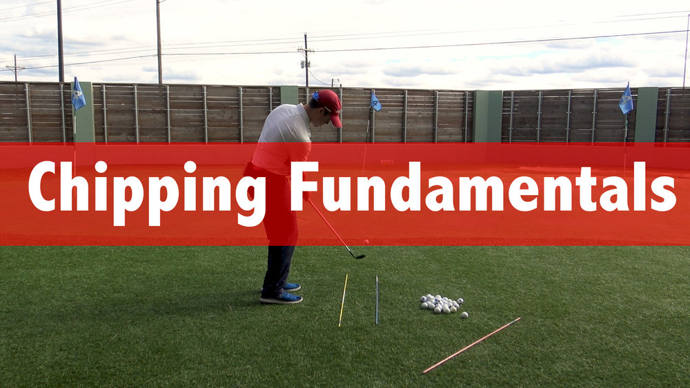 Master the fundamentals of your chipping technique.  Published November 28th, 2018