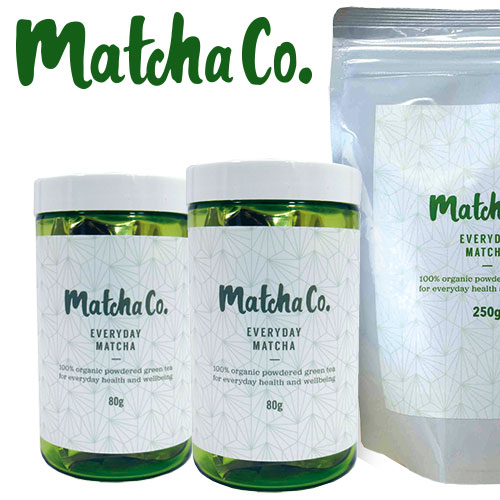Matcha Co 100% ACO Certified Organic Premium Matcha is sourced straight from the tea fields of Japan.