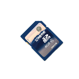 SD card for GCODE