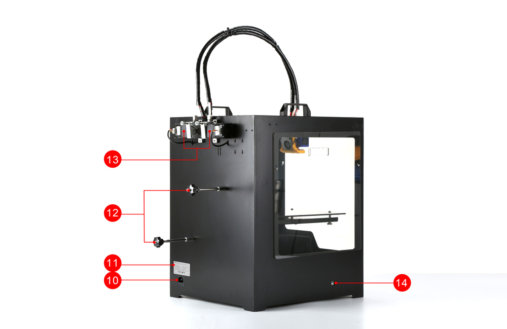 Fullscale XT Plus 3D Printer