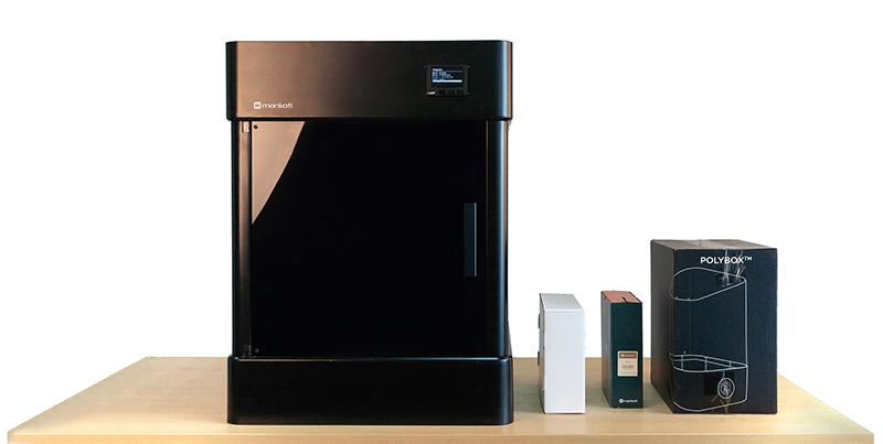 Mankati E360 3D Printer