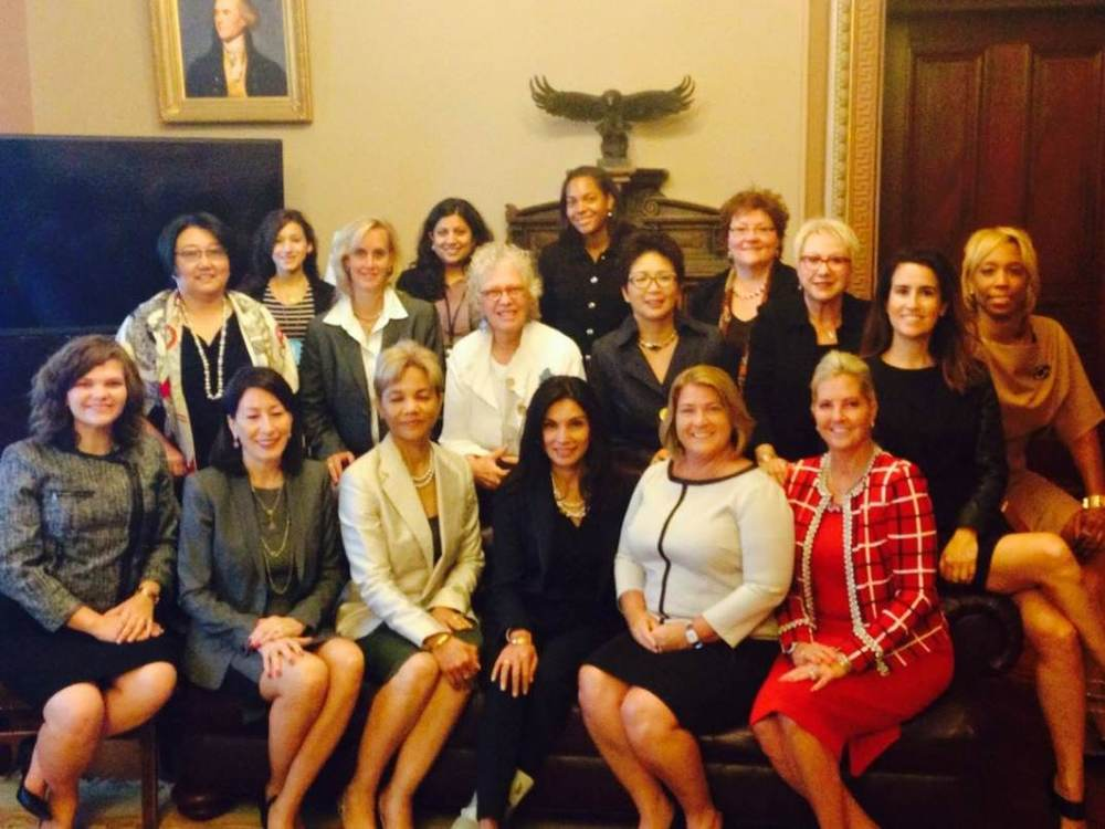 National Women's Business Council at The White House