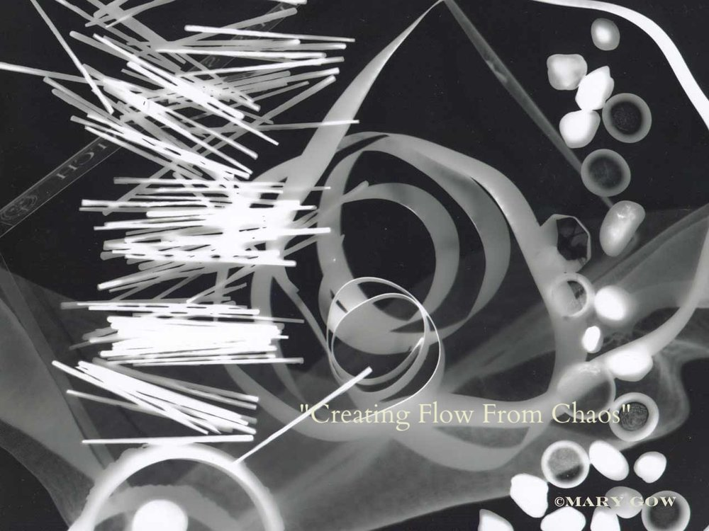 Creating Flow from Chaos