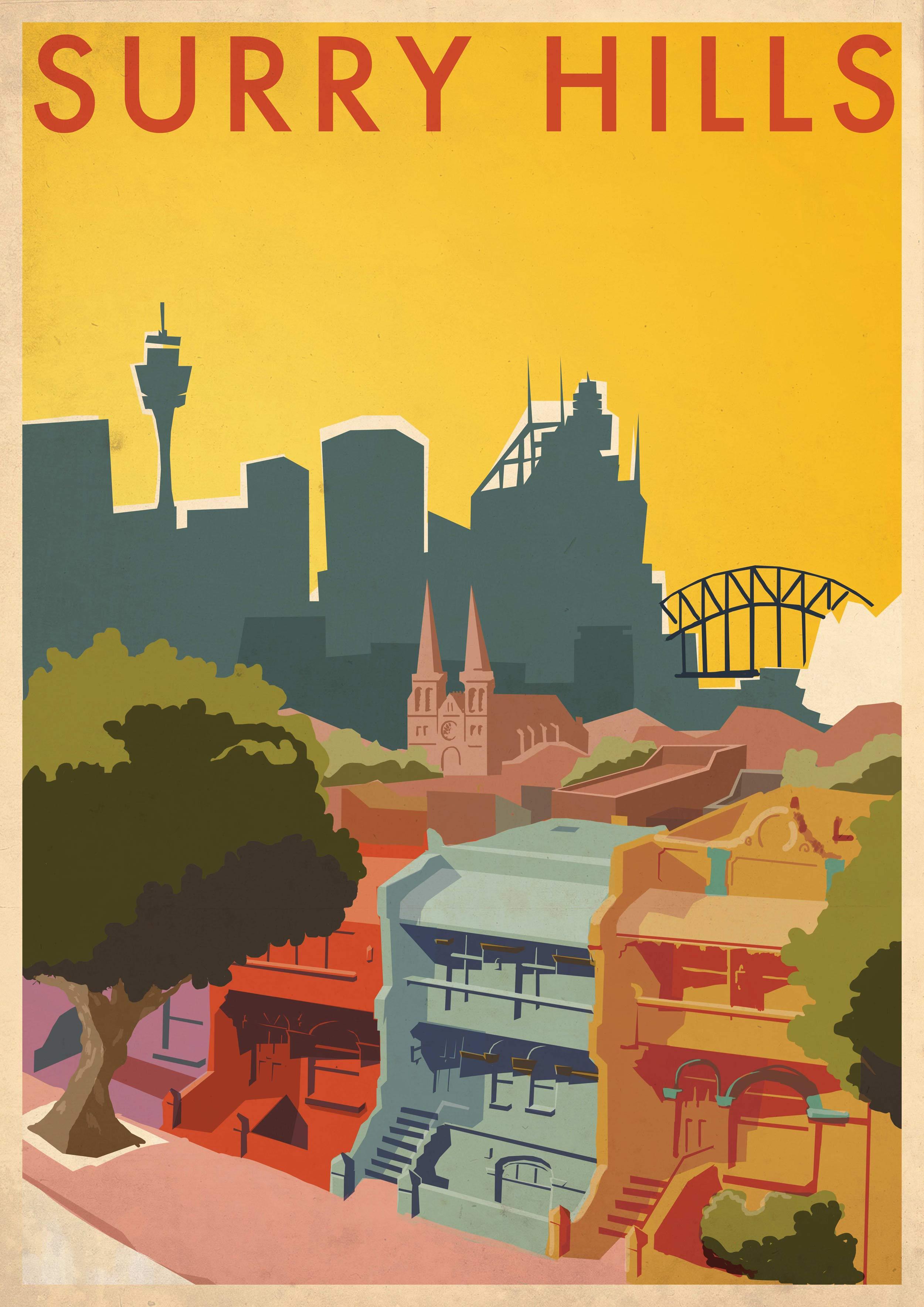 jeremy lord illustration sydney australia. Black Bedroom Furniture Sets. Home Design Ideas
