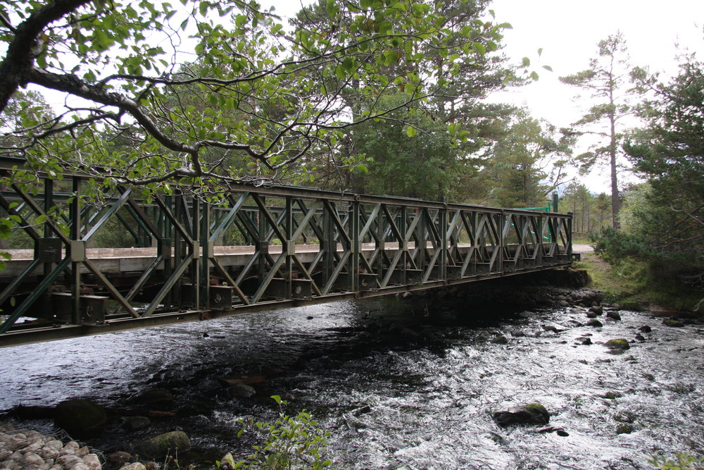 Bailey Bridge