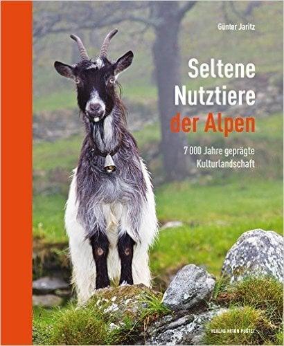Pflichtlektüre und Standardwerk, wenn es um alpine Nutzterrassen geht ...