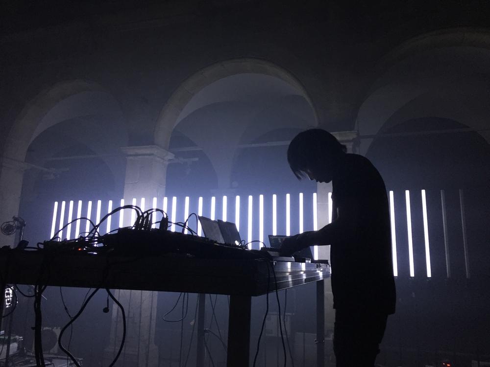 Reflections Takami Nakamoto & Sébastien Benoits BCN MIRA Festival en Arts Santa Mónica