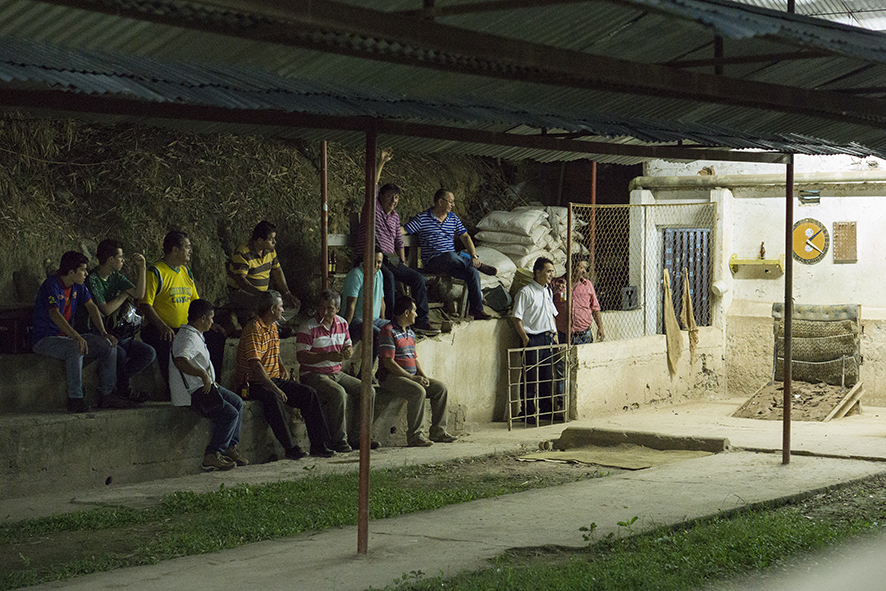 La Mesa de los Santos, Bucaramanga, Santander, Colombia