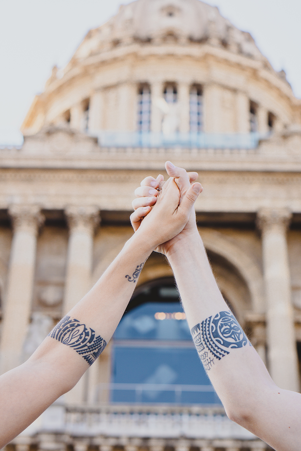 Surprising Engagement Photography in Barcelona