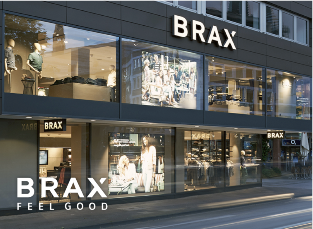 Brax, fashion retailer, Visual Merchandising software, Retail solution