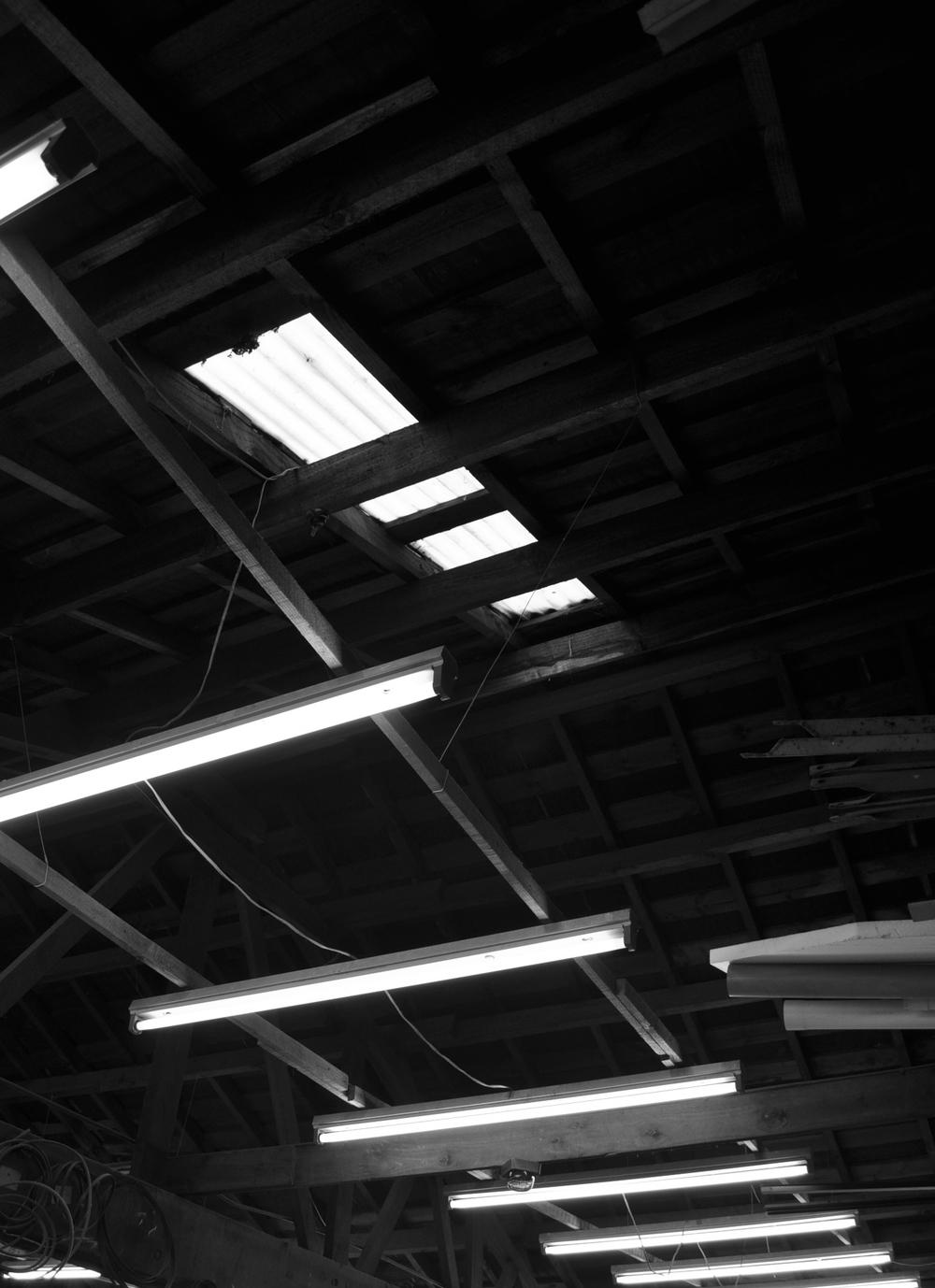 Light Ladder, summer 2011