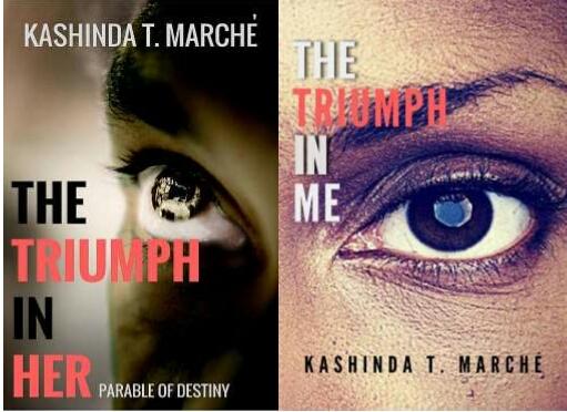 Book cover The Triumph in Me